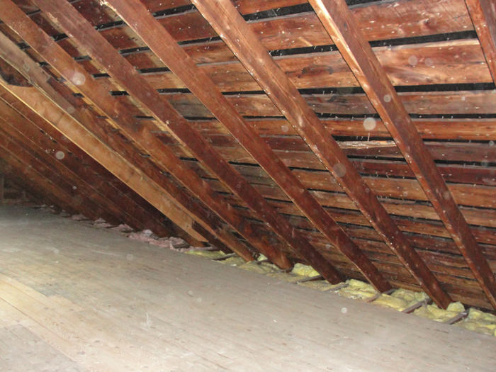 How To Install Insulation Between Roof Rafters Mycoffeepot Org