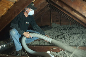 Cellulose Insulation Installation In Northern VA