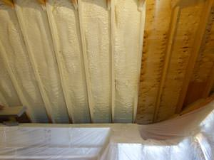 Spray Foam Insulation Installed In Great Falls